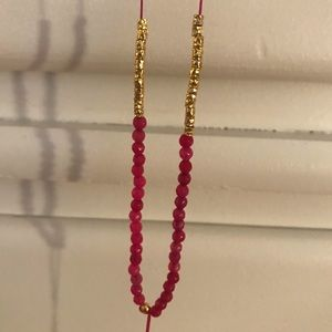 Gorjana convertible lariat necklace